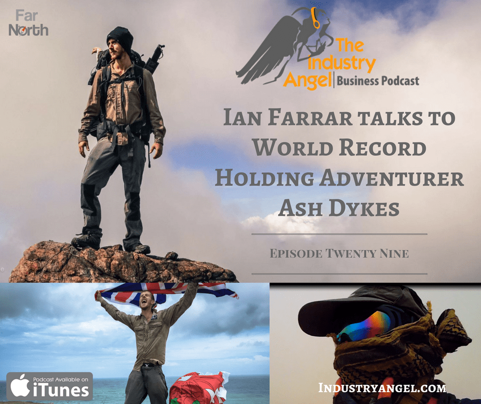 ash-dykes adventurer industry angel