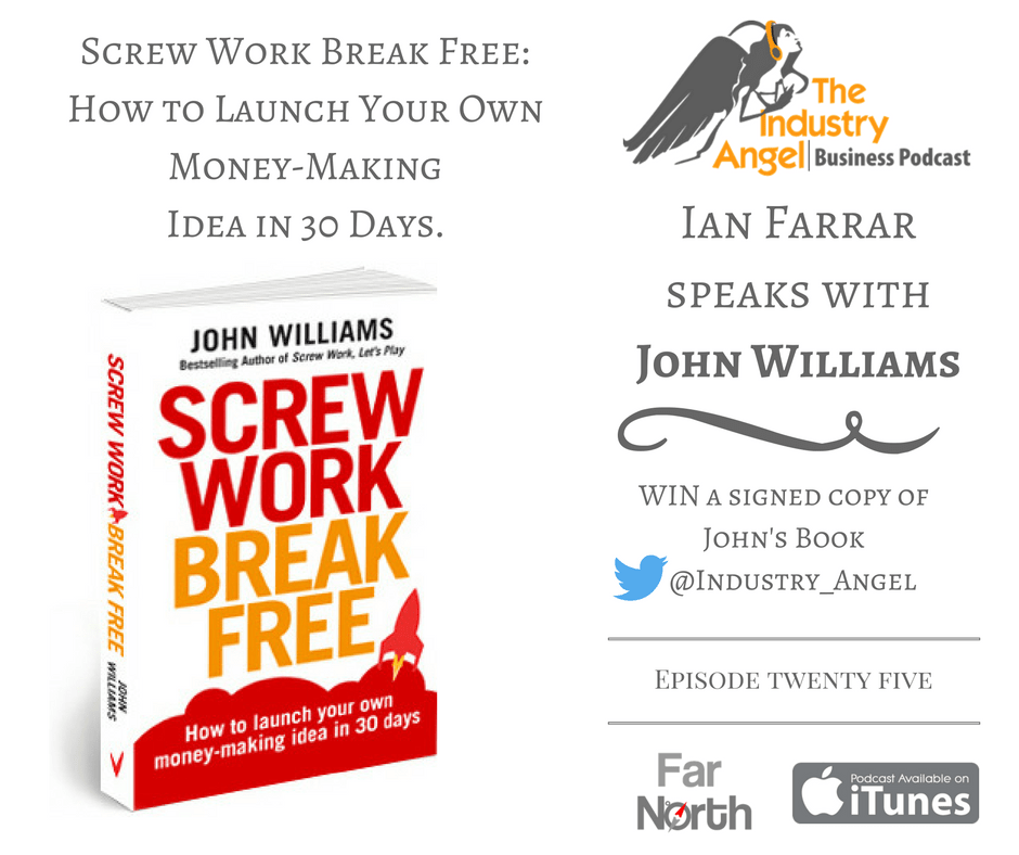 john-williams screw work break free