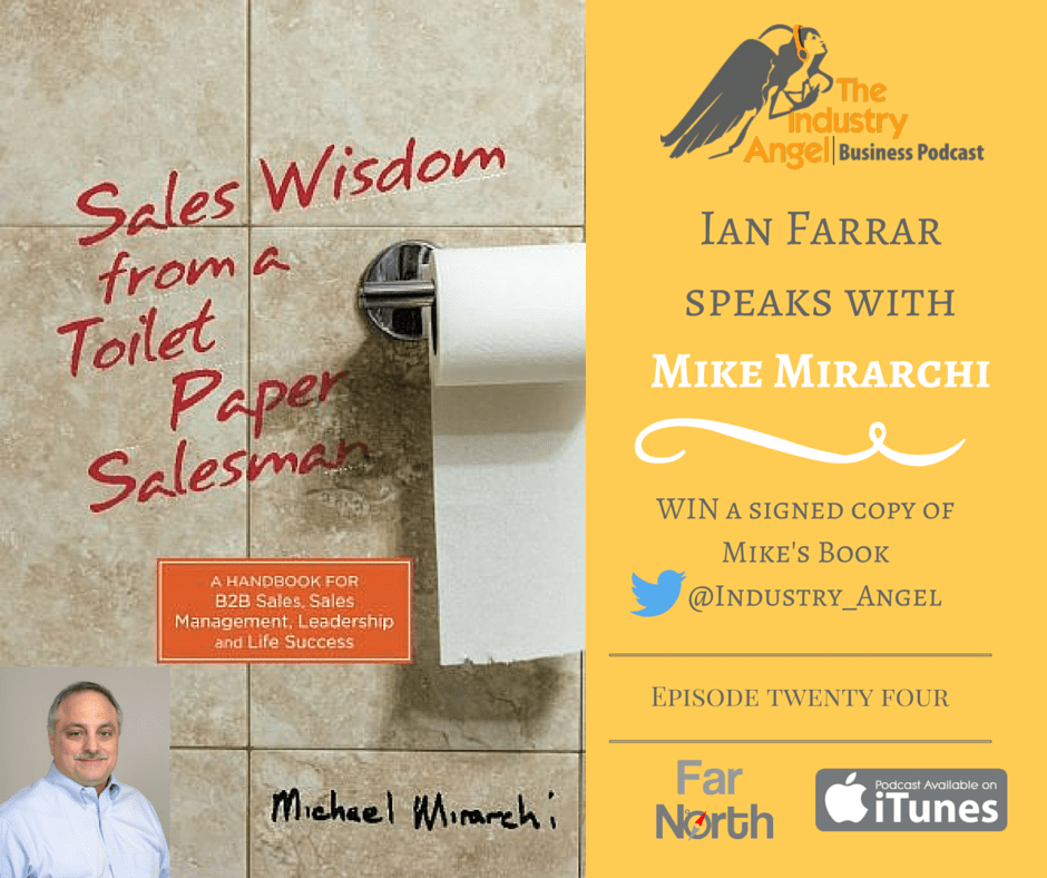 mike-marachi sales podcast