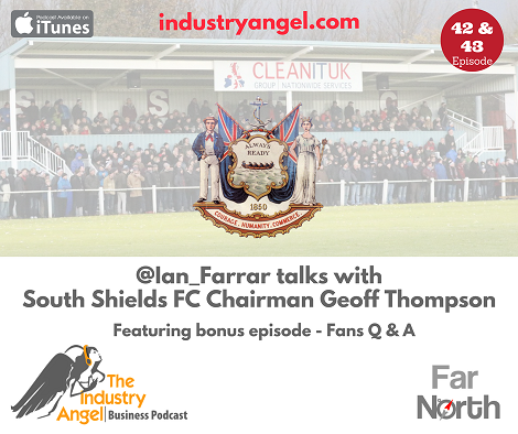 South Shields Chairman Interview