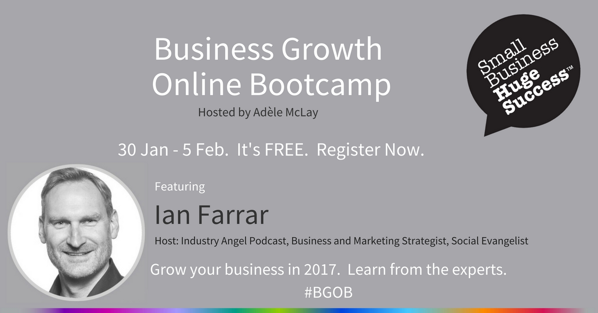 Business Growth Online Bootcamp