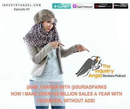 Suria Sparks Singapore Social Media Influencer