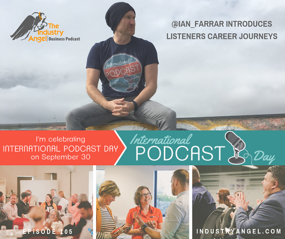 #InternationalPodcastDay