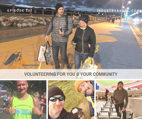 Ian Farrar Volunteer