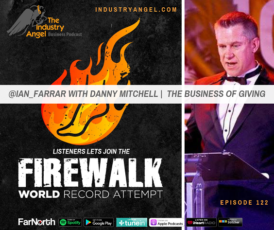 World Record Firewalk