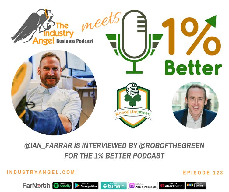 Ian Farrar Rob of the Green