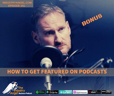 Podcast Expert Ian Farrar