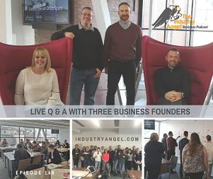 entrepreneurs for Sunderland Uni