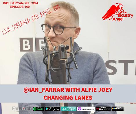 Alfie Joey