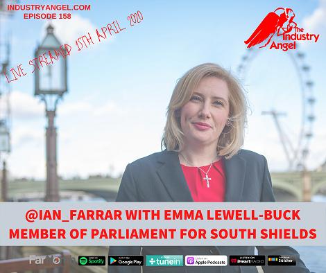 Emma Lewell Buck